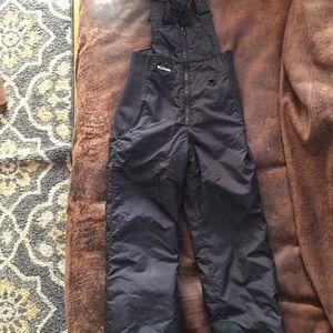 Columbia Snow Pants Coveralls Sz 7/8